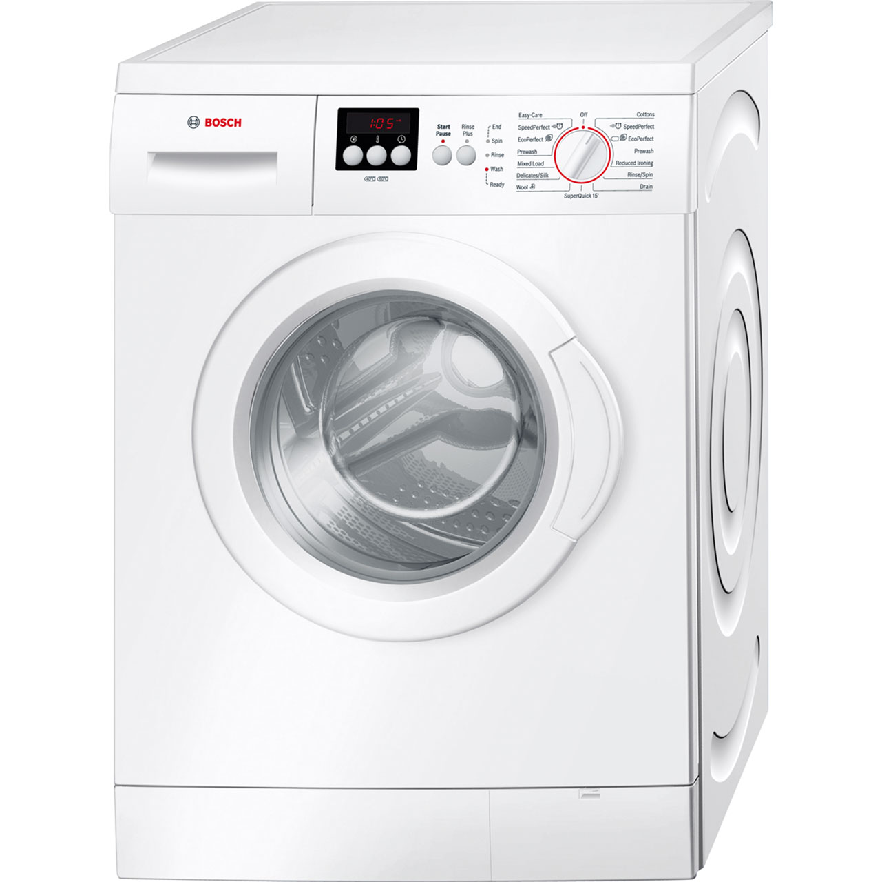 Bosch Serie 2 WAE28262GB 6Kg Washing Machine