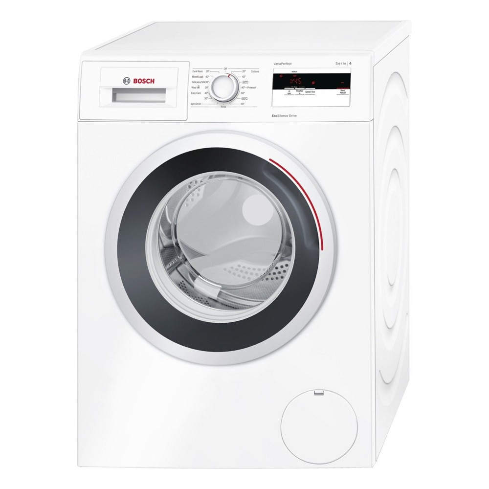 Bosch WAN28000GB Washer 1400rpm 7kg VarioPerfect LED White