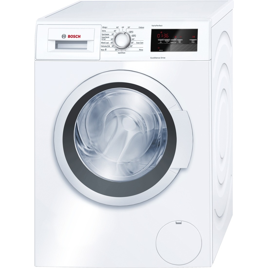 Bosch WAT28370GB Front-Loading Washing Machine
