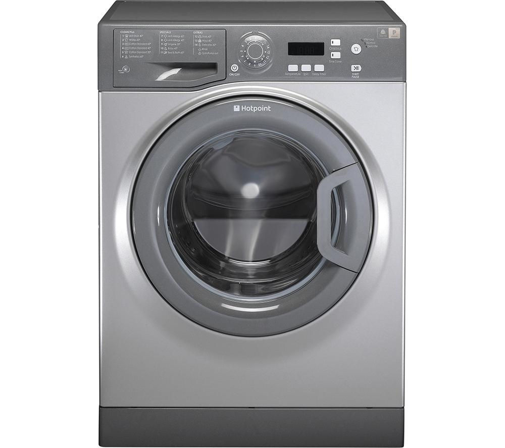 Hotpoint WMAQF721G Aquarius Front loading washing machine